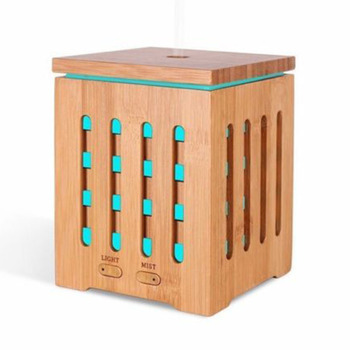 Real Essential Oil Diffuser Ultrasonic Aromatherapy Diffusers With 7 Led Incense & Incense Burners