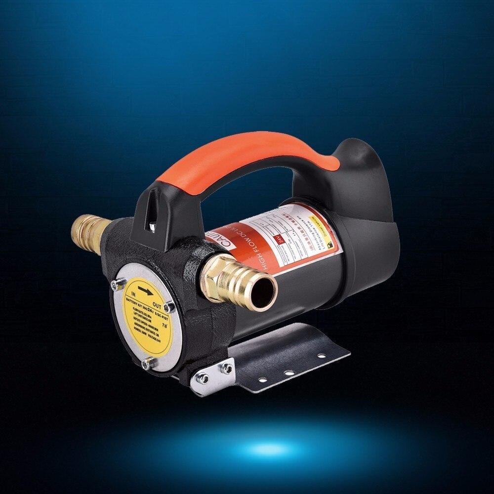 Set of DC Oil Dispensing Pump DC 12V 200W 42L//min High-Speed Fuel Pump Kit