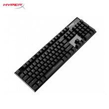 Компьютерная игровая геймерская механическая клавиатура с подсветкой HyperX Alloy FPS Cherry MX Brown cyber sports