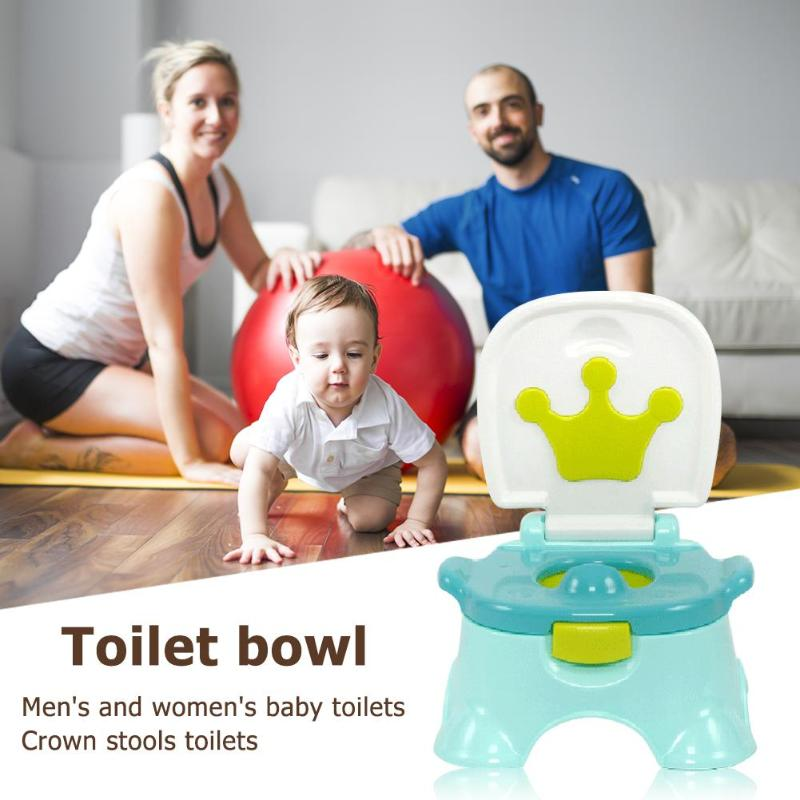 1SET Portable Newborn Baby Pot Toilet Training Seat Potty Children Travel Potty Toddler Toilet Seat for Baby boy girl