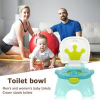 1SET Portable Newborn Baby Pot Toilet Training Seat Potty Children Travel Potty Toddler Toilet Seat for Baby boy girl