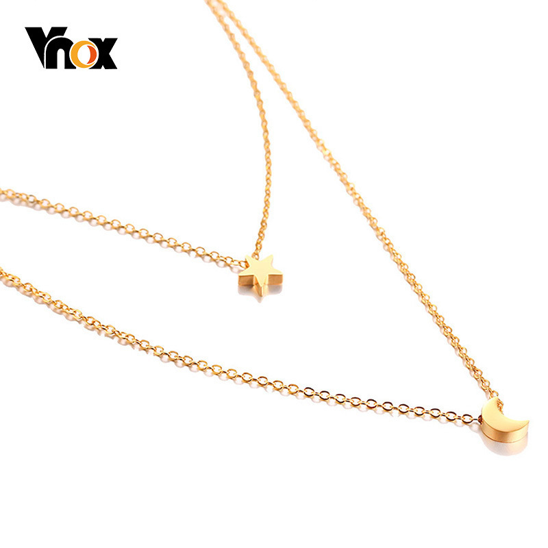 Home & Kitchen Women Elegant Home Casual Letter Silicone Necklace Round Bead Rope Chain