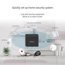 Sonoff 433 МГц RF мост переключатель дистанционное управление 2,4 г Wi Fi smart Настенные переключатели для Умный дом автоматизации