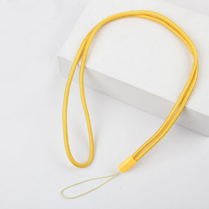 Image 5 - 50 100PCS ארוך ניילון שרוך תליית רצועת טלפון נייד Datachable צוואר רצועות גמיש קלע שרשרת חבל