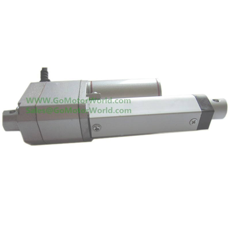 12 В 24 300 мм ход 300N нагрузки 30 мм/сек. скорость с потенциометром горшок сигнала отзывы линейный привод