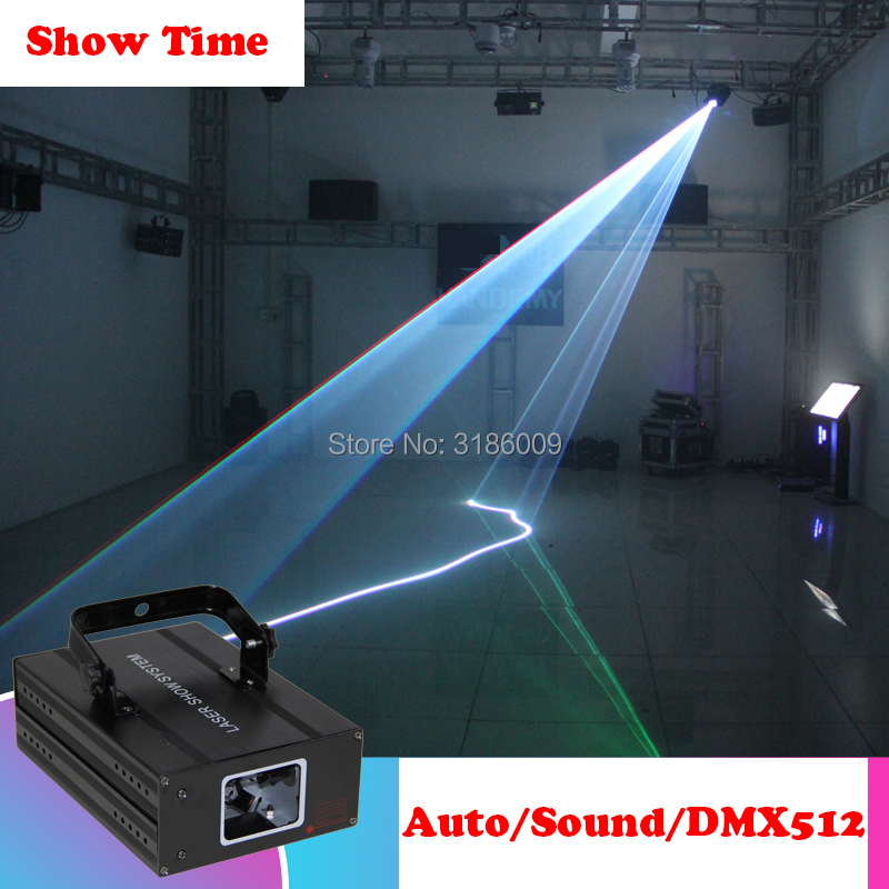 Hot Sale Disco Light Laser Projector Dj Rgb Laser Light  Dmx Rgb Laser Stage Lighting For Disco Xmas Party Laser Discoteca