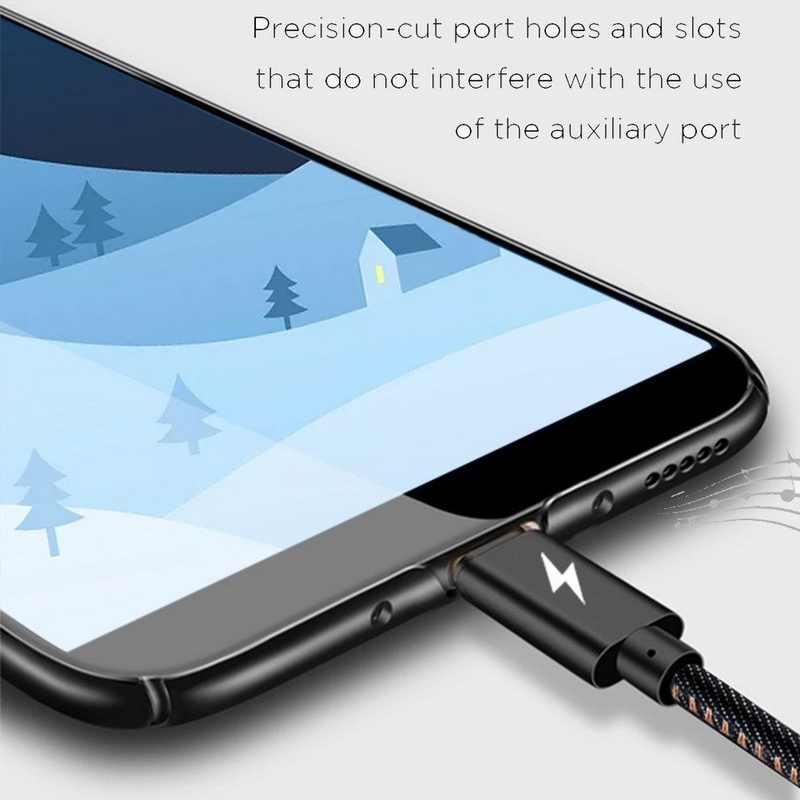 Матовый Противоскользящий чехол для телефона huawei mate 20 P20 Lite P20 Pro Nova 3i Жесткий ПК задняя крышка Honor 8C 8X Max 9 Lite Play 9i
