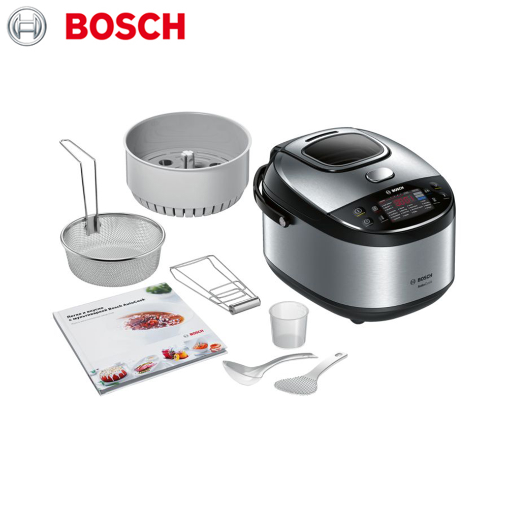 Multi Cookers Bosch MUC28B64RU home kitchen cooking appliances hot pot assistant
