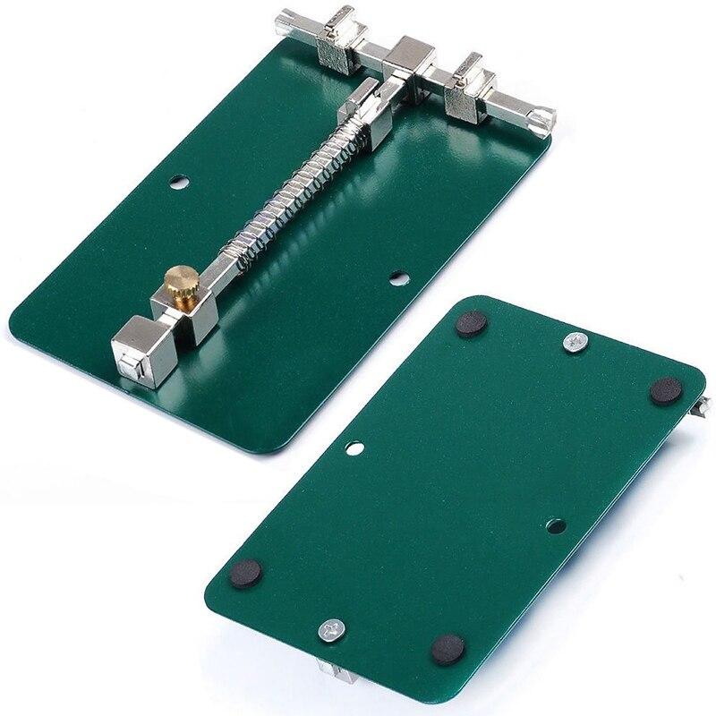 DWZ 1PCS Metal PCB Holder Mobile Phone Repairing Tool Soldering Rework Station Part