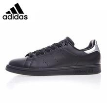 Adidas Men's Skateboard Shoes Shamrock Stan Smith Black Abra