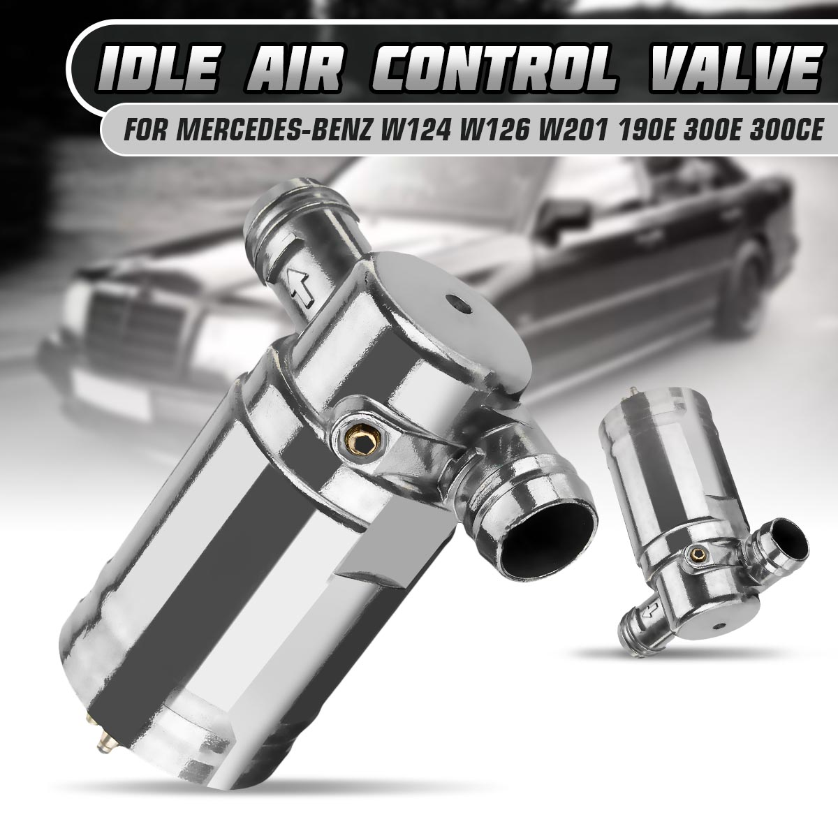 Car Idle Speed Air Control Valve For Mercedes For Benz