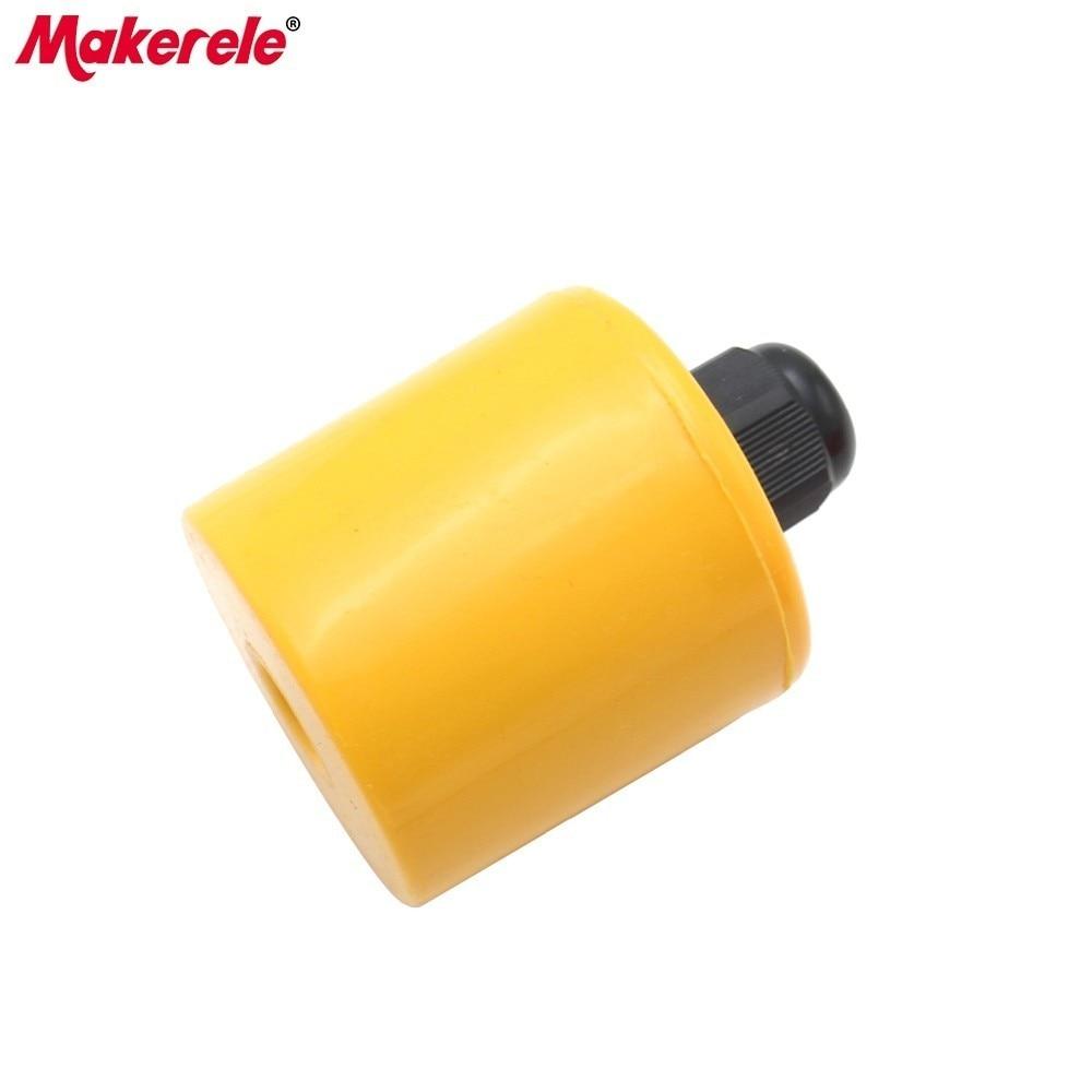 MK-CFS18 câble flotteur interrupteur 4 mètres rouge flotteur câble contrôleur de niveau d'eau automatique liquide fluide capteur de débit 4A/220 V - 3