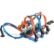 Hot Wheels® Игровой набор Винтовое столкновение