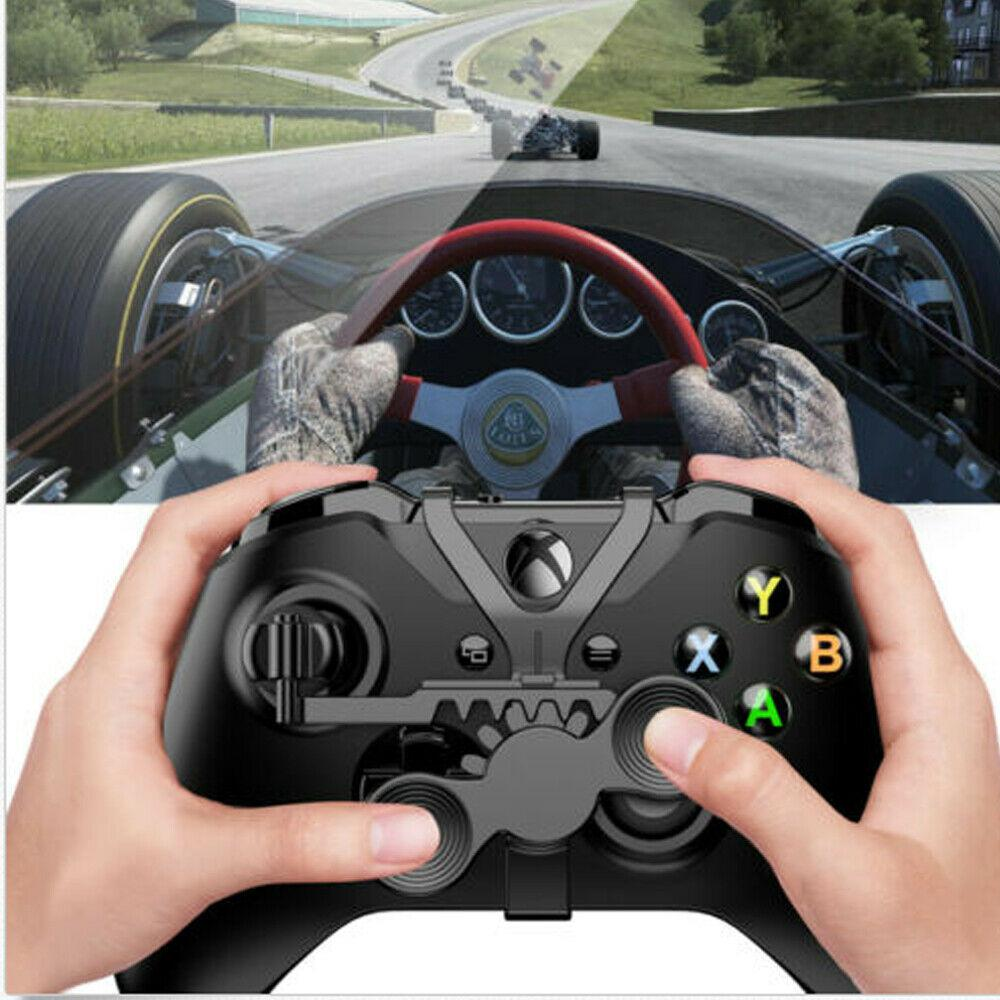 Image 4 - LeadingStar Mini Steering Wheel Xbox One S/X Controller Add on Replacement Gamepad Accessories-in Replacement Parts & Accessories from Consumer Electronics