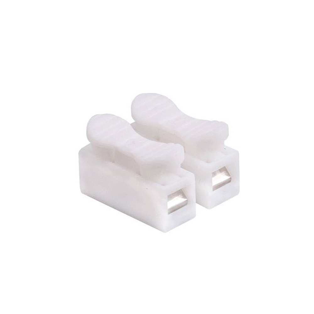 CH 2 CH 3 BOX Press Connector Electrical Cable Clamp Connectors Quick Splice Lock Wire Terminal Block Spring Connector Wire in Connectors from Lights Lighting