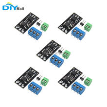 5pcs/lot DIYmall Isolation MOSFET MOS tube field effect transistor module instead of relay AOD4184 For arduino все цены