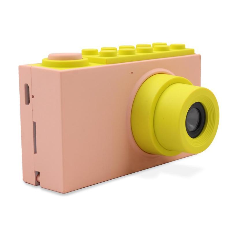 Enfants caméra numérique dessin animé 8MP Mini SLR enregistreur vidéo enfants jouets éducatifs cadeaux - 6