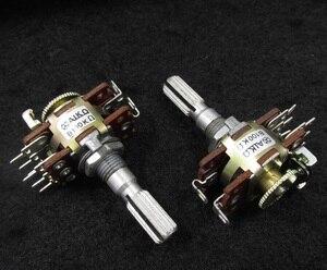Image 5 - DYKB اليابان AIKO 100K متساوية أعلى مستوى التحكم في مستوى الصوت لوح مهايئ الجهد المزدوج زيادة عالية التردد وتردد منخفض
