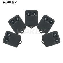цена на Remotekey 5pcs remote control 2 button 434Mhz for Ford tourneo remote car key fob