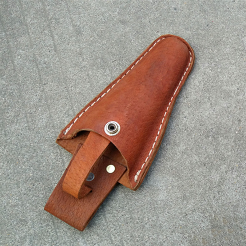 Leather Sheath Tool Holsters Belt Holder Pouch Bag For Pliers Pruning Shears US*
