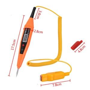 Image 2 - Cyfrowy długopis testowy cil wielofunkcyjny cyfrowy Tester napięcia długopis testowy 2.5 32V do sprawdzania bezpieczników obwodów