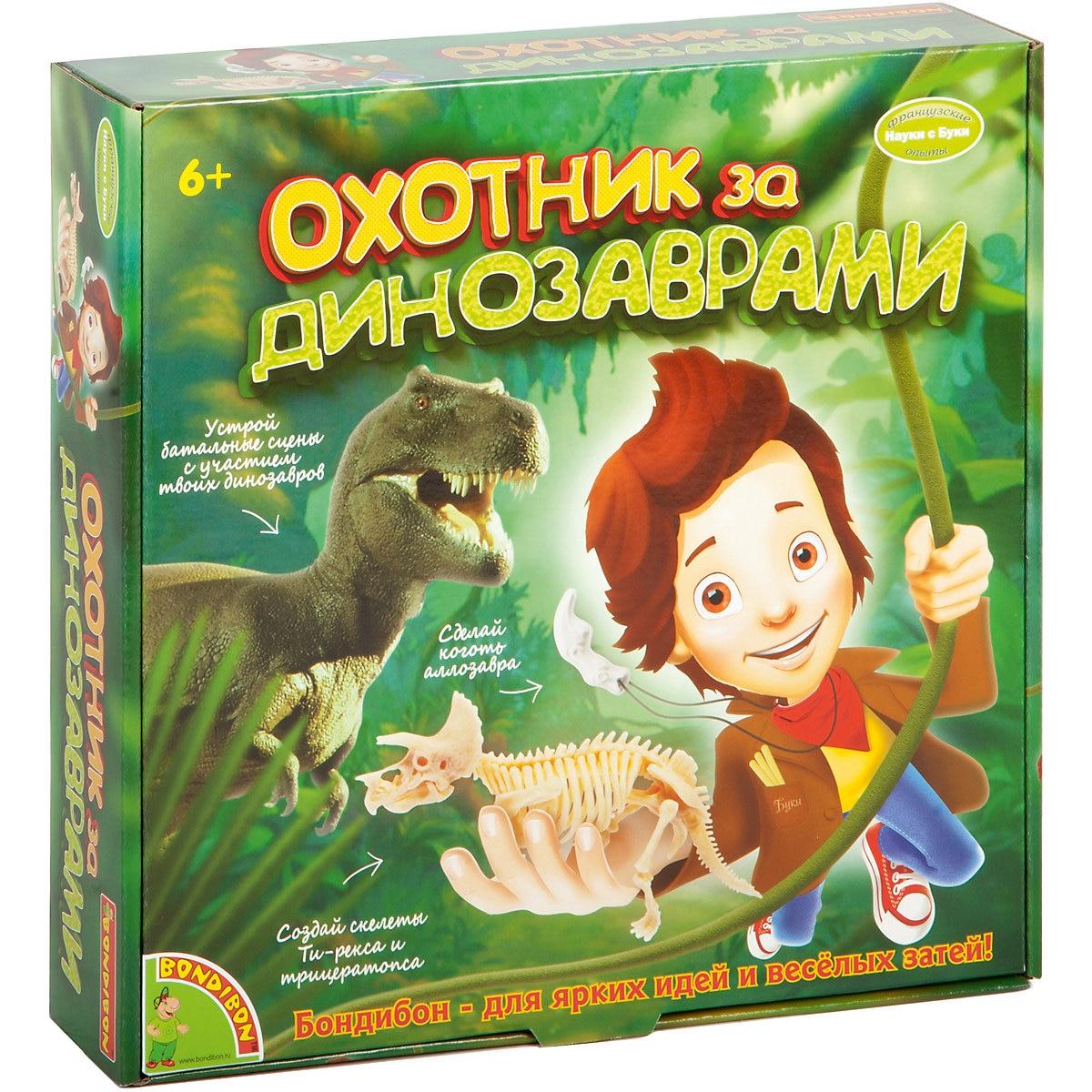 Bondibon Science 7420074 Experiments for children Educational toys Training toy Learning & Education MTpromo цены