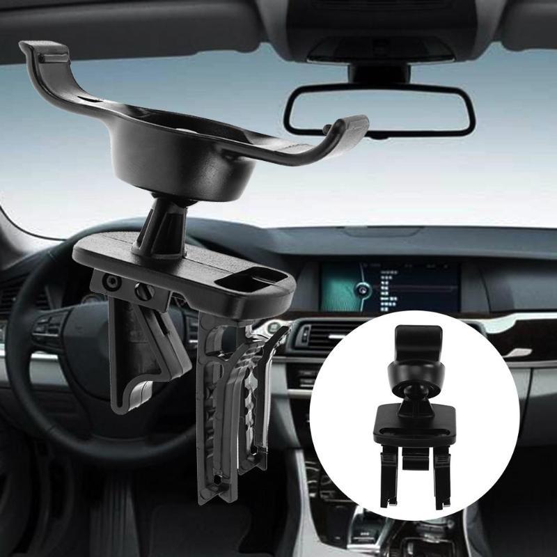 VODOOL רכב הר מחזיק אוויר Vent Outlet 360 לסובב סוגר GPS Garmin nuvi 30 שחור רכב סטיילינג אבזרים