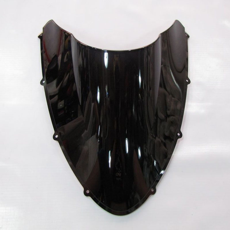5 Color Windshield For <font><b>Ducati</b></font> <font><b>1098</b></font> 848 1198 All Years wind screen Double bubble Front Motorcycle Accessories image