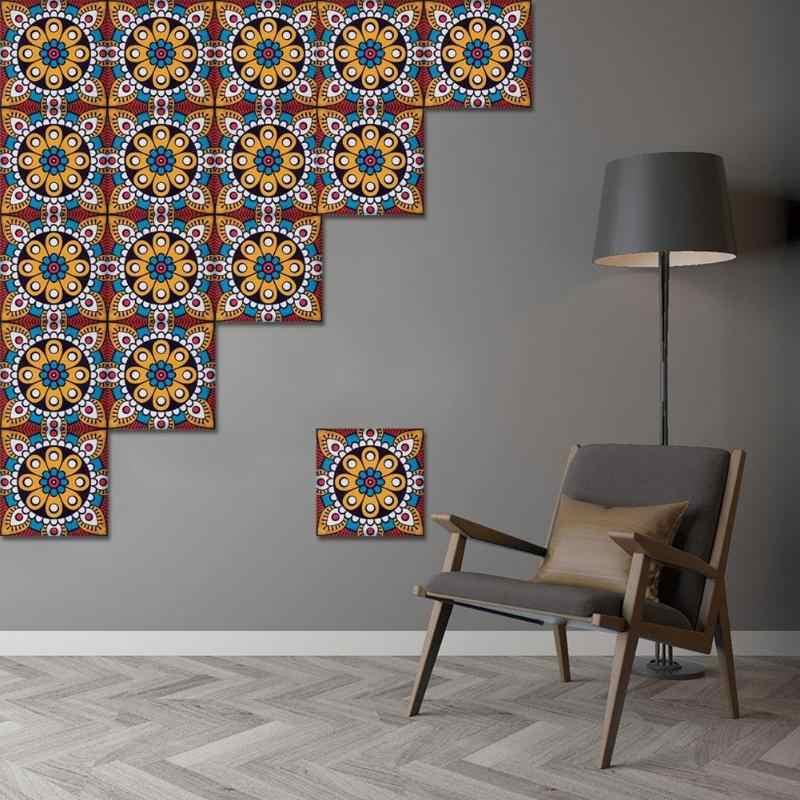 Self Adhesive Waterproof Diy Wall Tiles