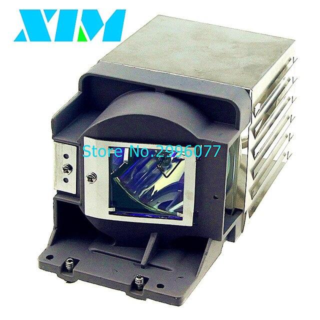 คุณภาพสูงเปลี่ยน 5J. j5E05.001 สำหรับ BenQ MS513/MX514/MW516 EP5127P EP5328 MS513 โปรเจคเตอร์โคมไฟกับ 180 วัน