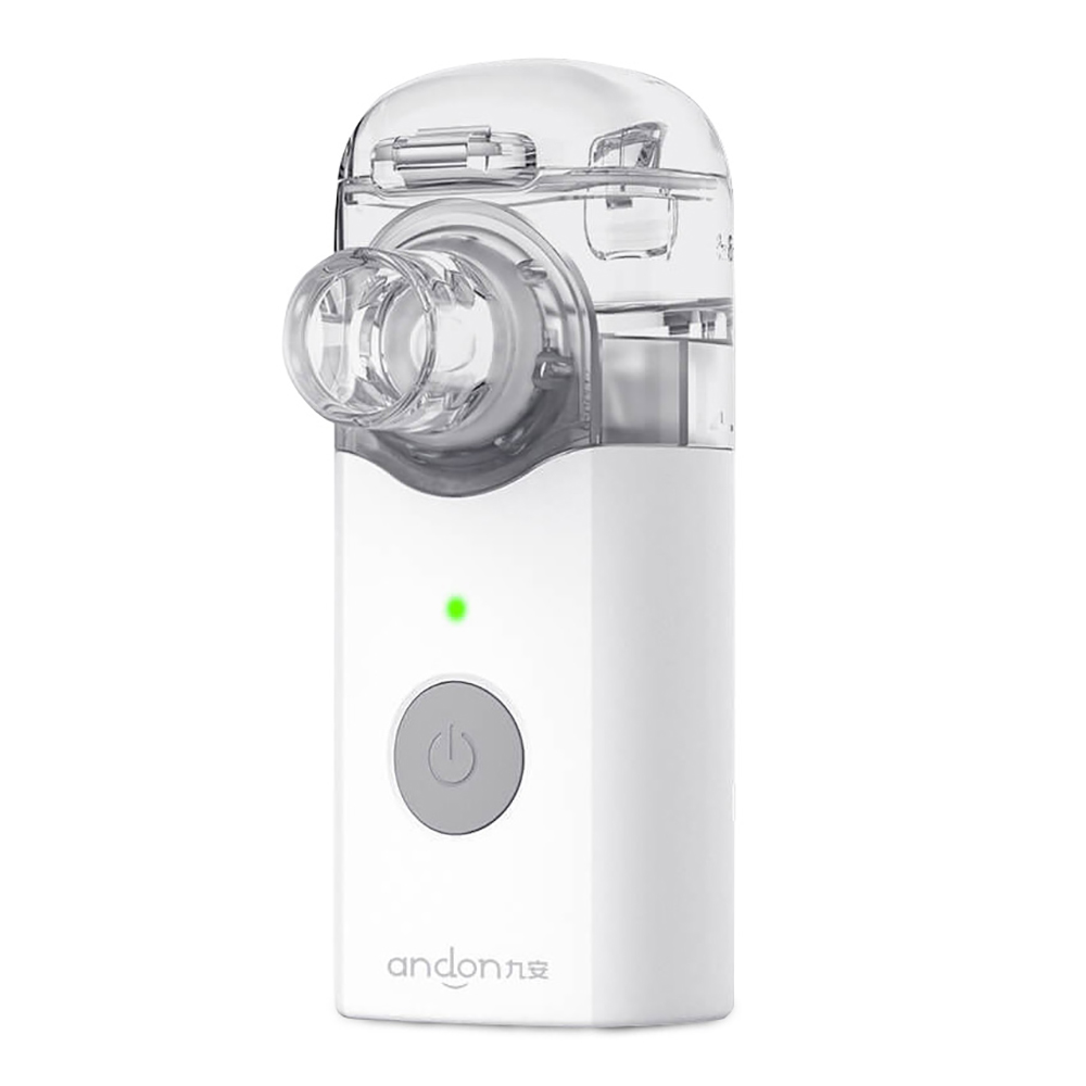 Hot Sale Andon Portable Micro Atomizer Nebulizer Mini Handheld Inhaler Respirator For Children And Adult Cough Treat