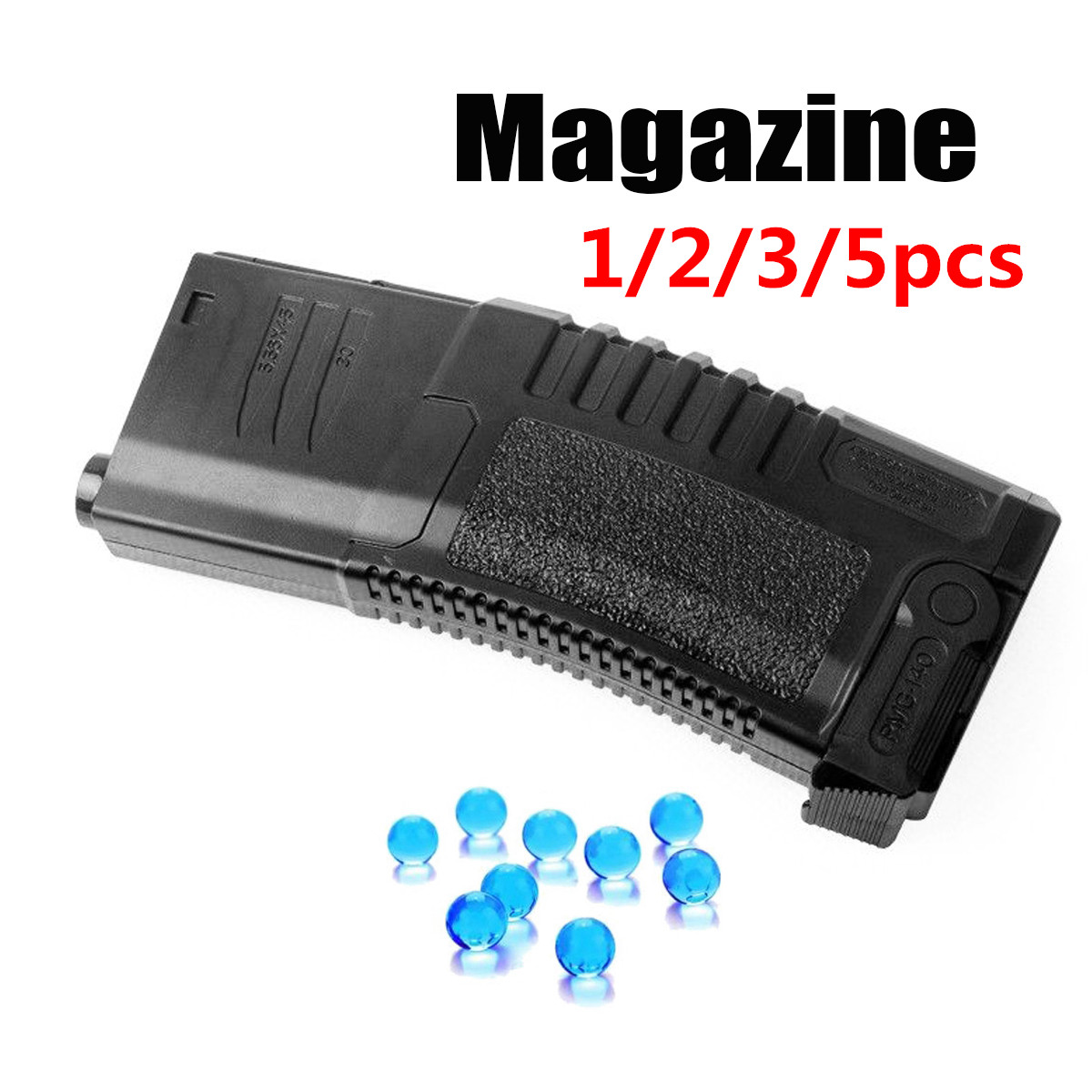 For JinMing 1/2/3Th M4A1+FJS 416 Gel Ball Blasters Water Toys Guns Parts
