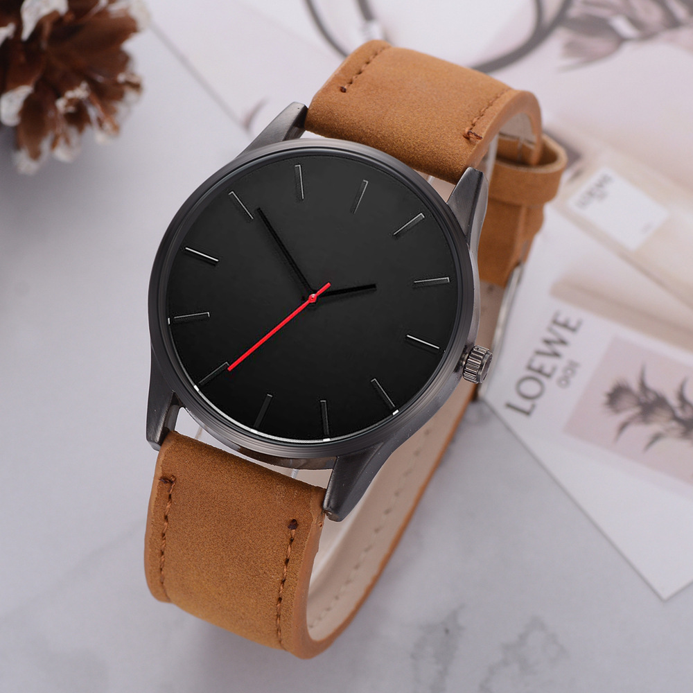 Relojes Mujer 2019 Mens Watches Top Brand Luxury Ultra-thin Wrist Watch Men Watch Men's Watch Clock Erkek Kol Saati Reloj Hombre