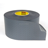 4Inch x 66meter 1Roll 3M Sj5832 Bumpon Protective Products Single Sided Self Adhesive Rubber Mats