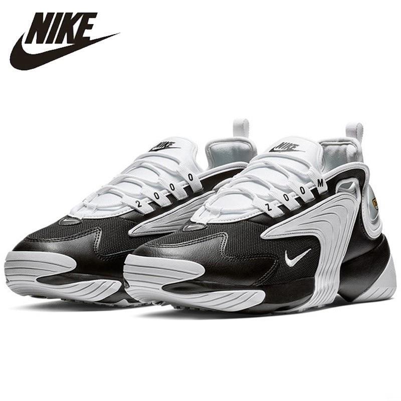 Nike ZOOM 2K Original hommes course chaussures confortable coussin d'air mouvement décontracté chaussures lumineuses respirant baskets # AO0269-003