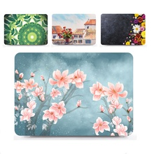 2019 New Printing Laptop Hard Case Shell Cover Skin For Apple Macbook Air11 Air13 Pro Retina Touch Bar 11 12 13 15 inchs A1932