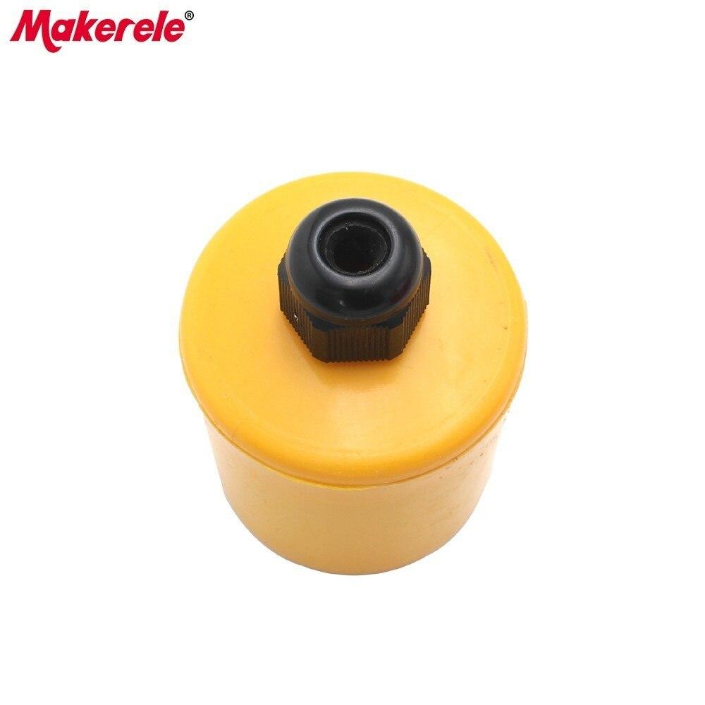 MK-CFS18 câble flotteur interrupteur 4 mètres rouge flotteur câble contrôleur de niveau d'eau automatique liquide fluide capteur de débit 4A/220 V - 2