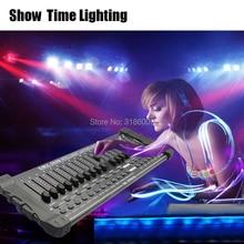Dj dsco Stage Lighting Controller 384 channels DMX512 Console DJ equipment Controller Professional stage lighting control цена 2017