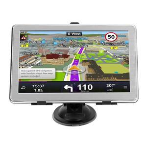 X8 7 Inch Ultra Thin Car Truck GPS Navig