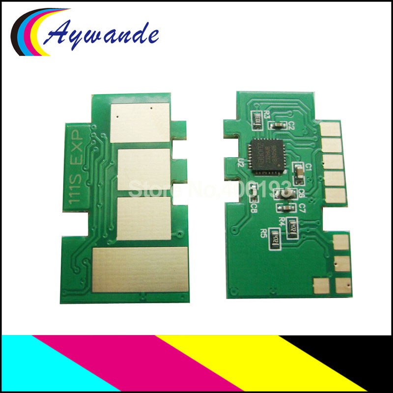 Mlt d111s 111s 111 MLT-D111S сбросить чип для samsung SL-M2020 SL-M2022 SL-M2020W SL-M2026 SL-M2070 SL-M2071 SL-M2074 SL-M2077
