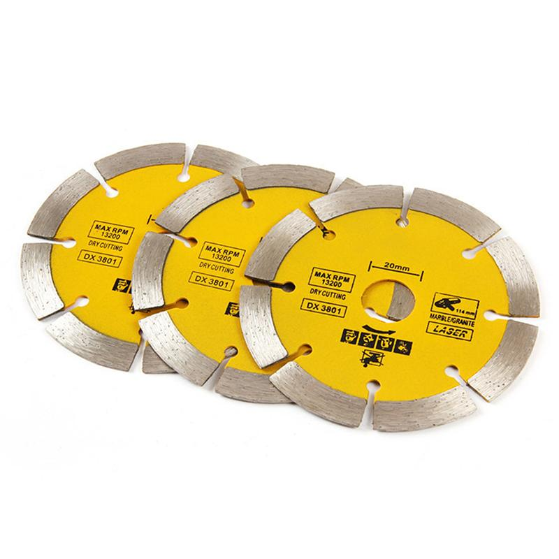 Cutting Disc Dry Or Wet Continuous Rim Diamond Saw Disc Wheel Rotory Accessories Circular Saw Blade Abrasive Diamond Disc
