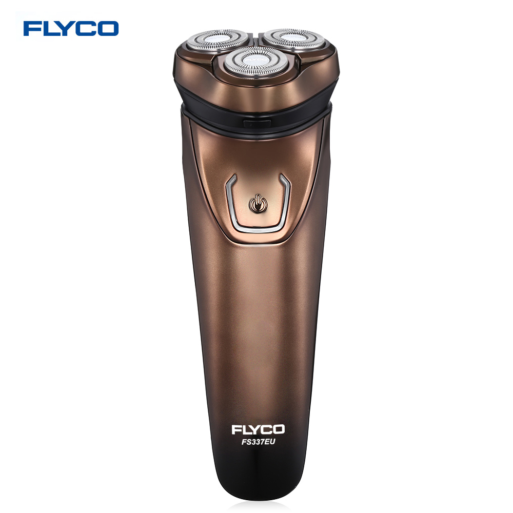 FLYCO FS337EU Electrical Shaver 3D Floating Revolving Shaver All-Directional Intelligent Shaver Washable Body Pop-Up Trimmer my pop up body book