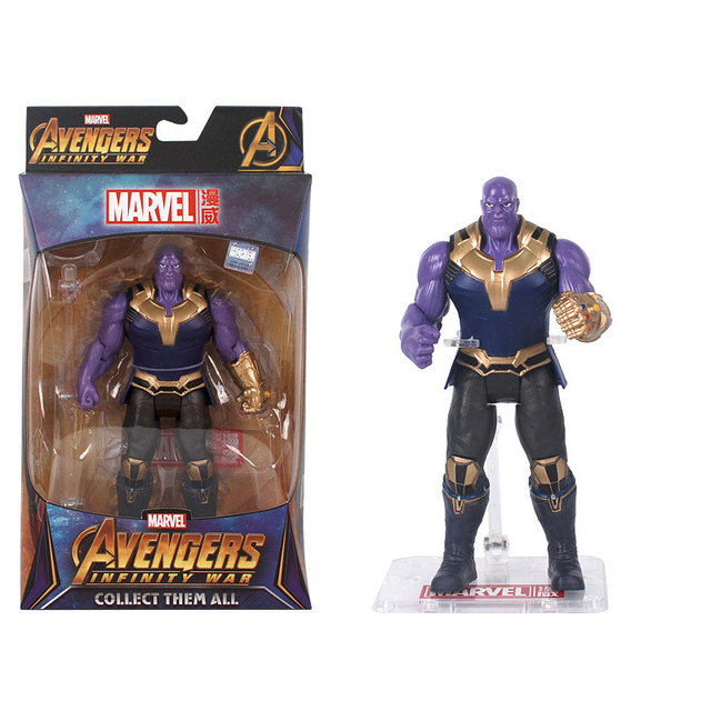 """7"""" Inch Marvel Avengers Infinity War Team"""