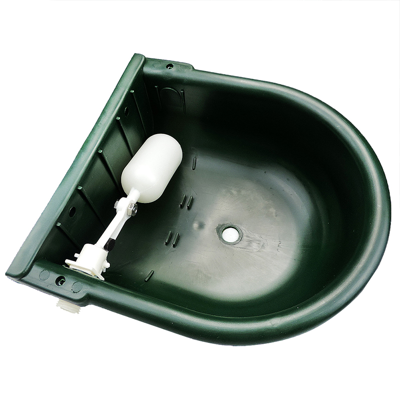 Automatic Float Valve Water Trough Cow Horse Water Bowls Livestock Drinking Bowl For Cat Sheep Dog Automatic Water Bowl