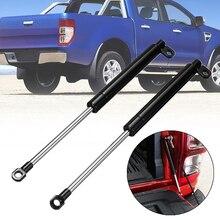 1 пара, 195 мм, пружинная стальная задняя дверь автомобиля, замедленная легкая стойка для FORD RANGER T6, 2012-, задняя Задняя Крышка багажника, замедленная стойка