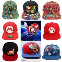 Hecho a mano nuevo Super Mario Cosplay Accesorios Sombrero de béisbol, Mario Bros, Mario sombrero para Cosplay juego Super sombrero de Mario adultos niños sombrero para Cosplay s