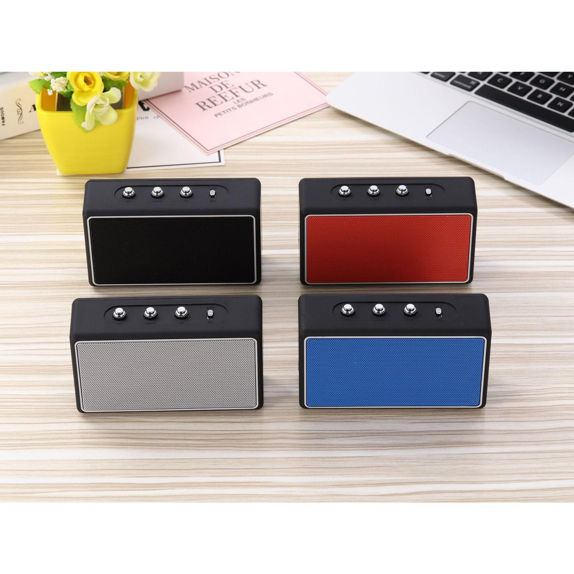Private Mode F1 Bluetooth Loudspeaker Box Portable Plug in Card U Disc Portable Wireless Gift Mini Originality Small Audio in Combination Speakers from Consumer Electronics