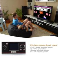 Classic Handheld Game Console Game Player for NES FC600 Built in 480 Games Support Video Output Gamepad