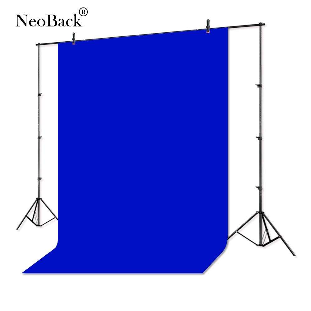 NeoBack 300x400 cm Chromakey Photo fond photographie solide toile de fond Studio vidéo mousseline coton tissu écran vert CKG10135