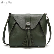 Tonny Kizz luxury handbags women shoulder bags designer soft leather female crossbody large capacity solid color England